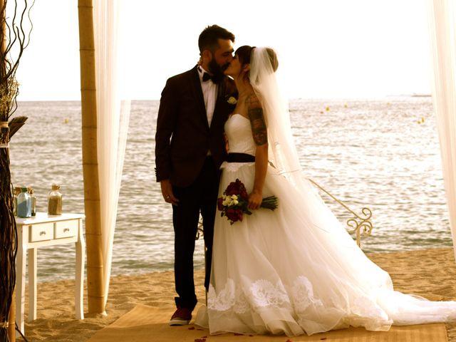 La boda de Elena y Santi en Castelldefels, Barcelona 47