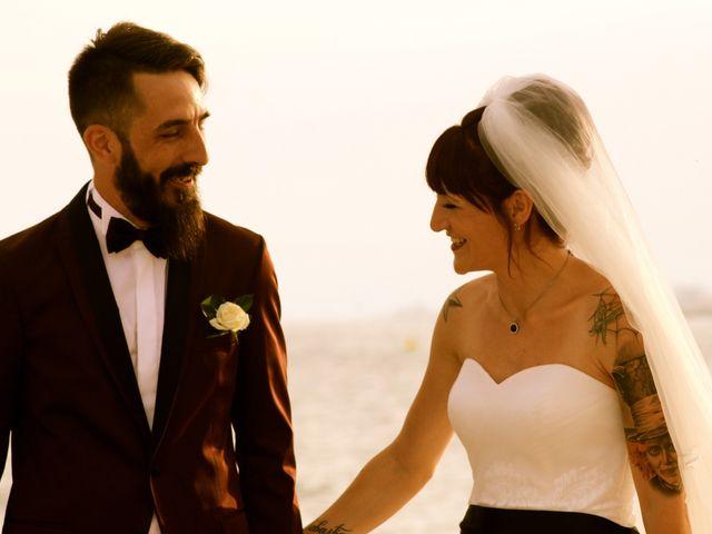 La boda de Elena y Santi en Castelldefels, Barcelona 48