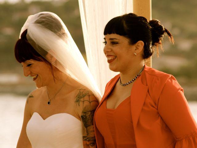 La boda de Elena y Santi en Castelldefels, Barcelona 50