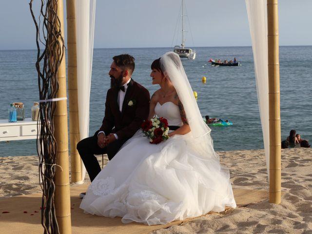 La boda de Elena y Santi en Castelldefels, Barcelona 53