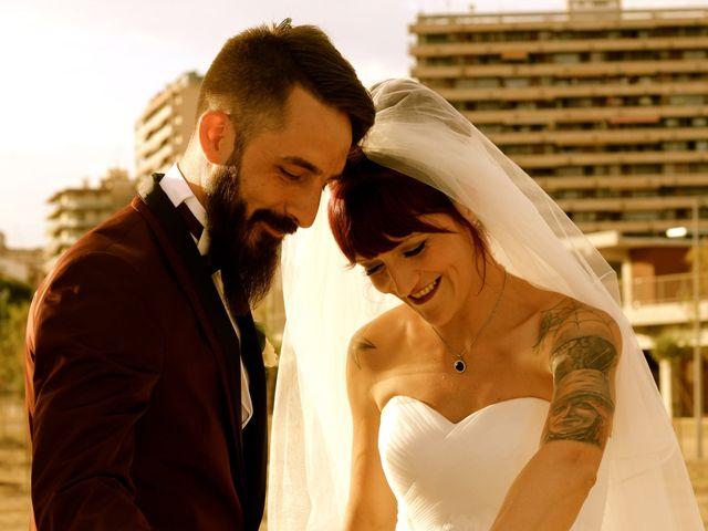 La boda de Elena y Santi en Castelldefels, Barcelona 55