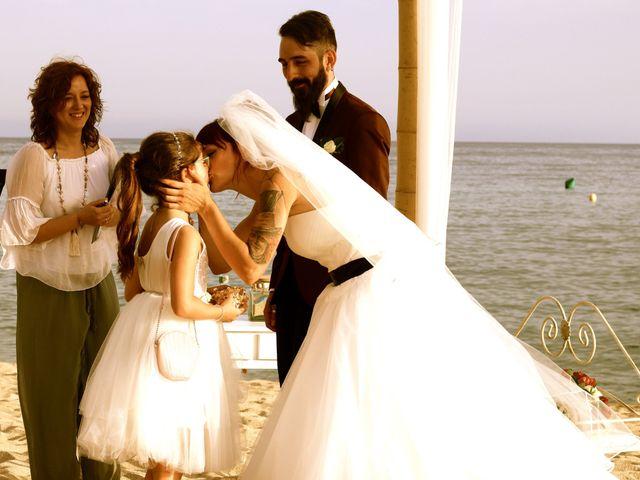 La boda de Elena y Santi en Castelldefels, Barcelona 56