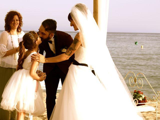La boda de Elena y Santi en Castelldefels, Barcelona 57