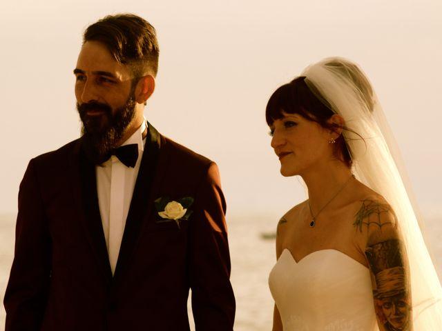 La boda de Elena y Santi en Castelldefels, Barcelona 59