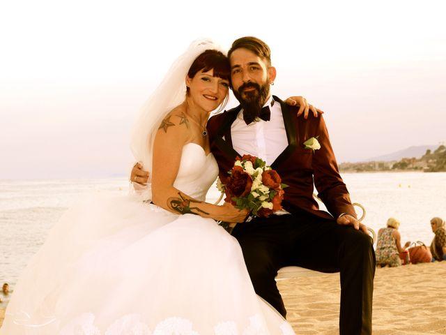 La boda de Elena y Santi en Castelldefels, Barcelona 72