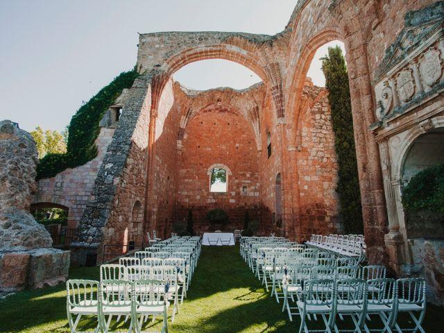 La boda de Antonio y Patricia en Ayllon, Segovia 2