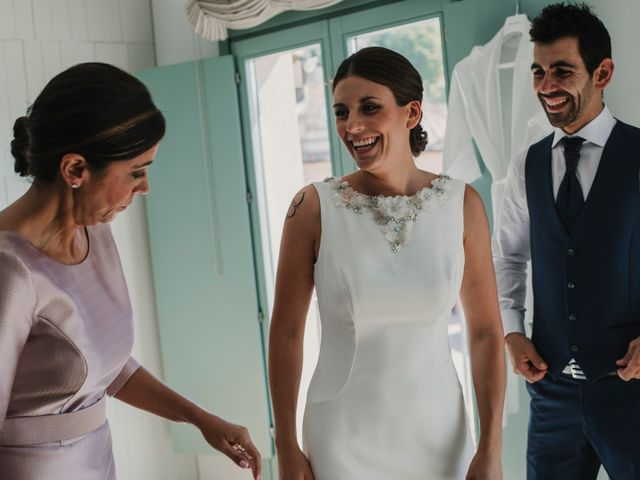 La boda de Antonio y Patricia en Ayllon, Segovia 10