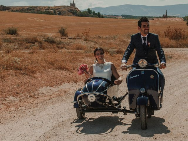 La boda de Antonio y Patricia en Ayllon, Segovia 16