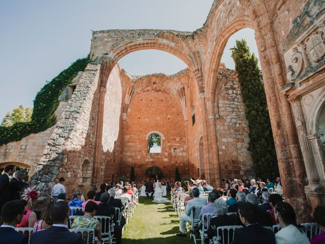 La boda de Antonio y Patricia en Ayllon, Segovia 18