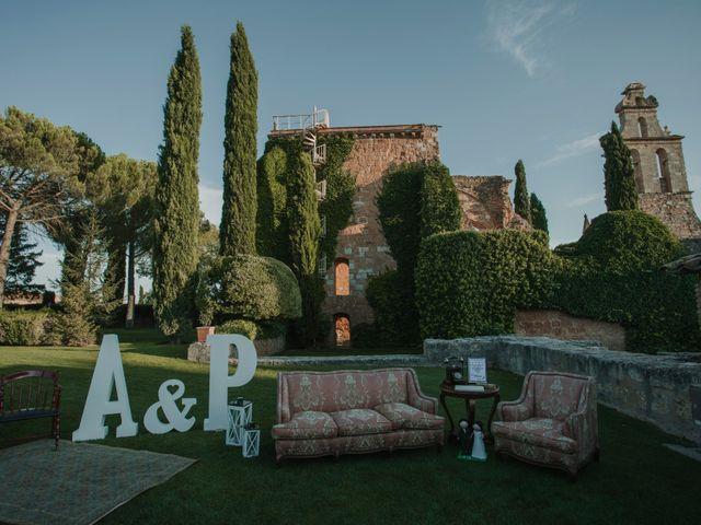 La boda de Antonio y Patricia en Ayllon, Segovia 17