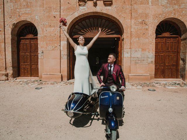 La boda de Antonio y Patricia en Ayllon, Segovia 22