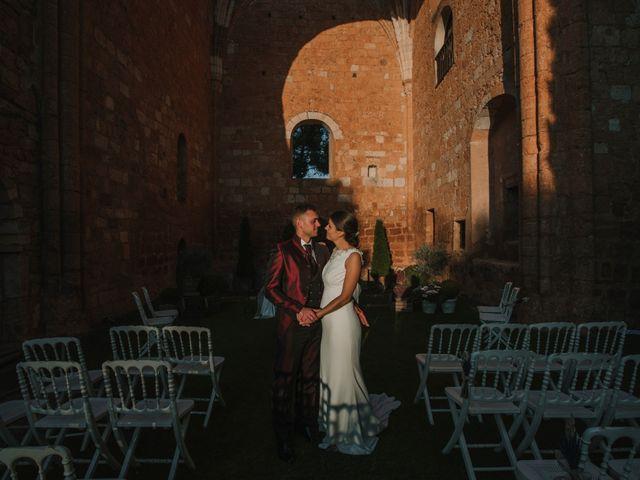 La boda de Antonio y Patricia en Ayllon, Segovia 33