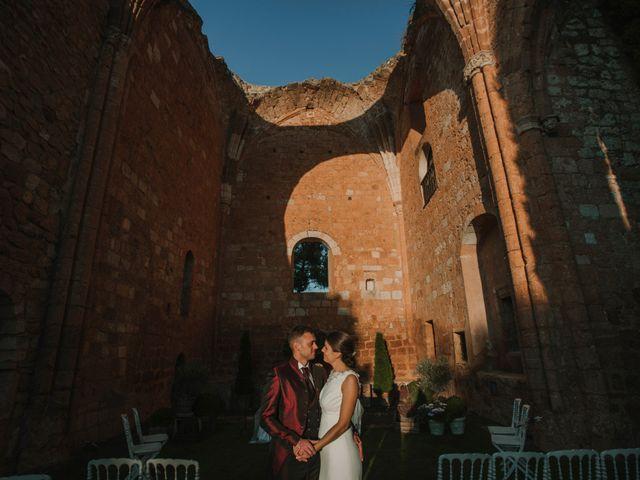 La boda de Antonio y Patricia en Ayllon, Segovia 34