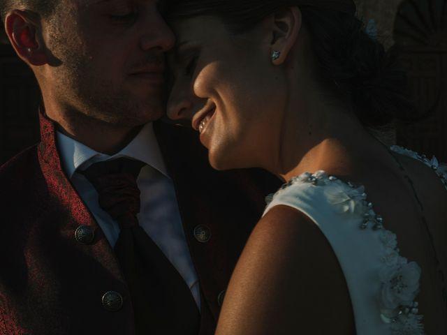 La boda de Antonio y Patricia en Ayllon, Segovia 35