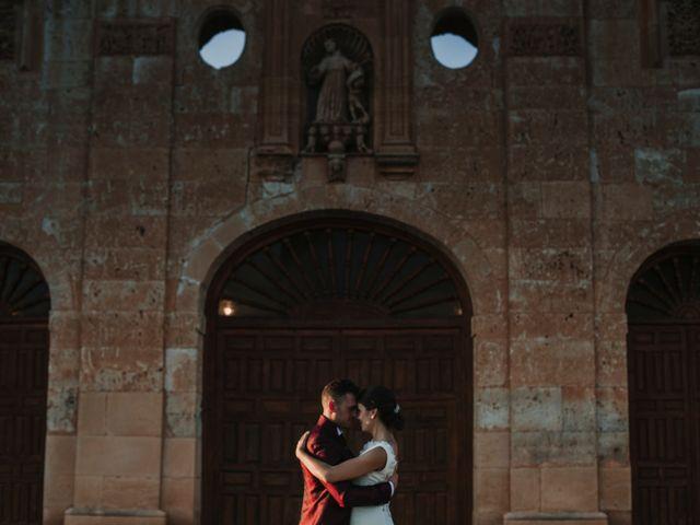 La boda de Antonio y Patricia en Ayllon, Segovia 39