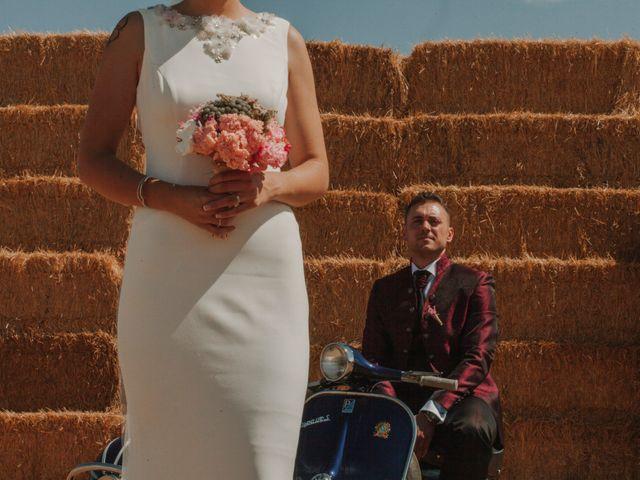 La boda de Antonio y Patricia en Ayllon, Segovia 30