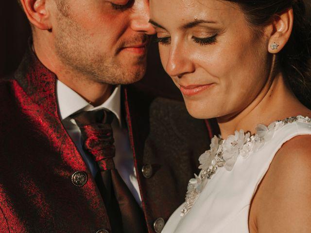La boda de Antonio y Patricia en Ayllon, Segovia 36