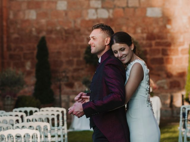 La boda de Antonio y Patricia en Ayllon, Segovia 37