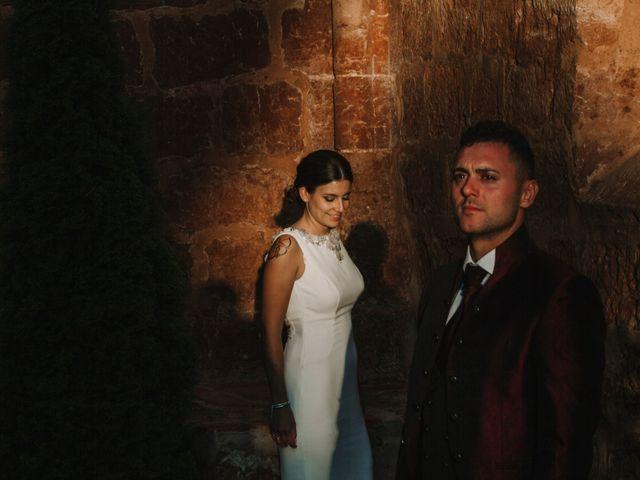La boda de Antonio y Patricia en Ayllon, Segovia 40