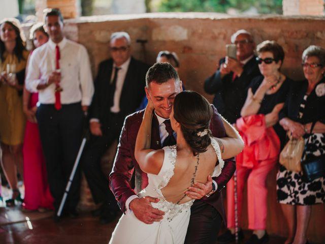 La boda de Antonio y Patricia en Ayllon, Segovia 45