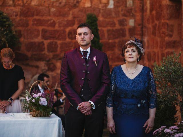 La boda de Antonio y Patricia en Ayllon, Segovia 19