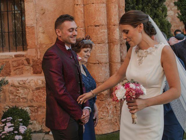 La boda de Antonio y Patricia en Ayllon, Segovia 20