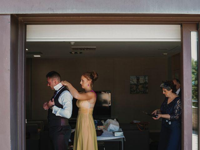 La boda de Antonio y Patricia en Ayllon, Segovia 5