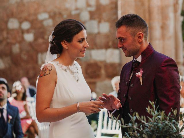 La boda de Antonio y Patricia en Ayllon, Segovia 21