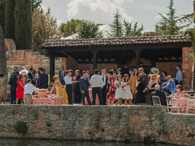 La boda de Antonio y Patricia en Ayllon, Segovia 27
