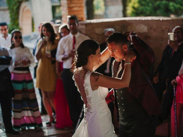 La boda de Antonio y Patricia en Ayllon, Segovia 46