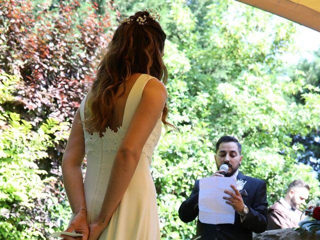 La boda de Adrián y Sandra en Palau De Plegamans, Barcelona 14