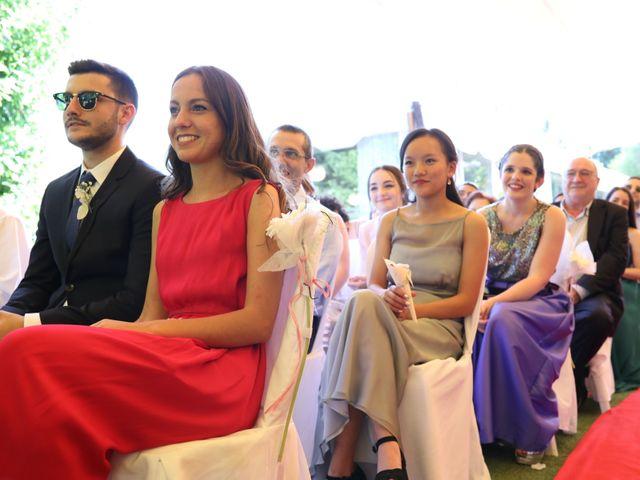 La boda de Adrián y Sandra en Palau De Plegamans, Barcelona 18
