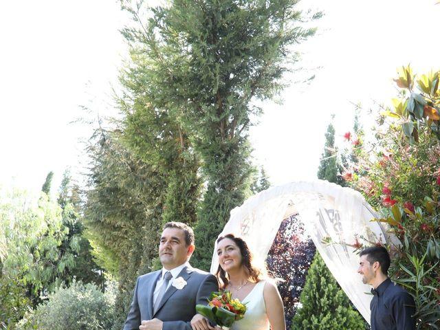 La boda de Adrián y Sandra en Palau De Plegamans, Barcelona 19