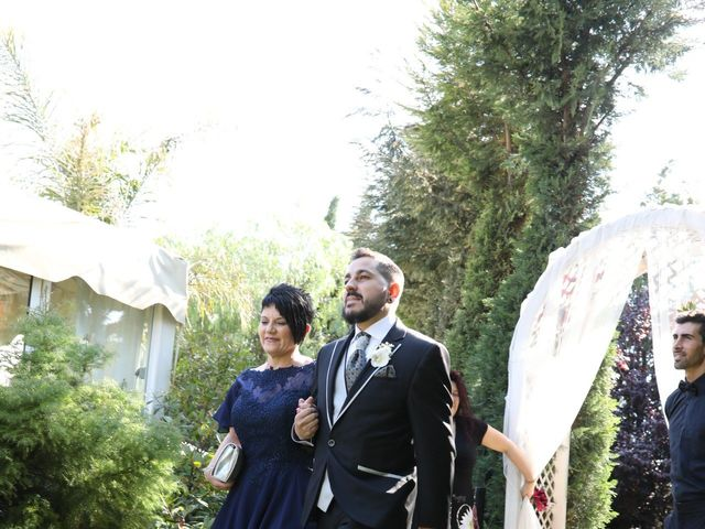 La boda de Adrián y Sandra en Palau De Plegamans, Barcelona 20