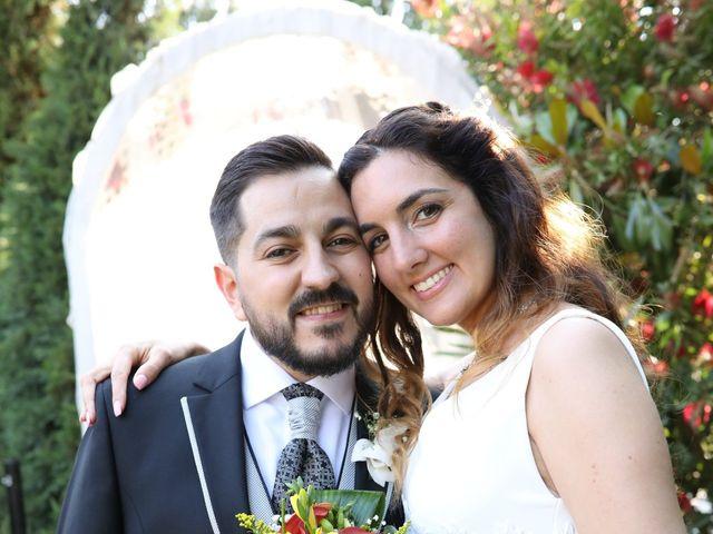 La boda de Adrián y Sandra en Palau De Plegamans, Barcelona 22