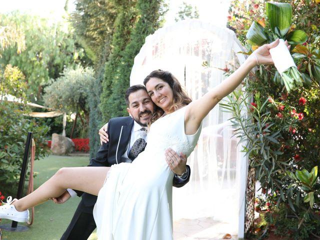 La boda de Adrián y Sandra en Palau De Plegamans, Barcelona 2