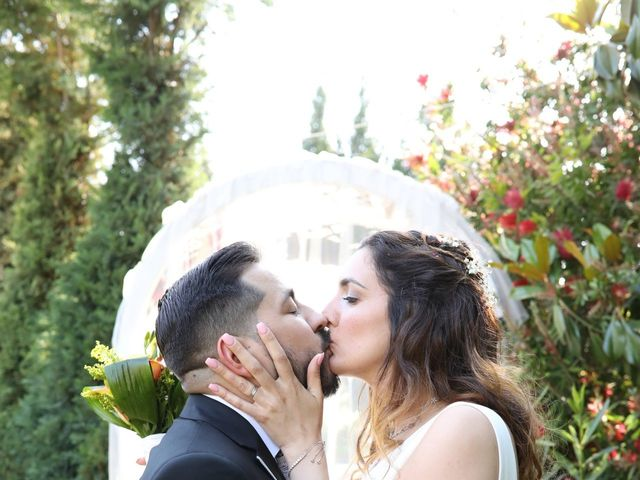 La boda de Adrián y Sandra en Palau De Plegamans, Barcelona 23