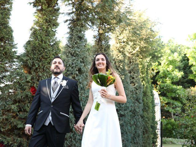 La boda de Adrián y Sandra en Palau De Plegamans, Barcelona 24