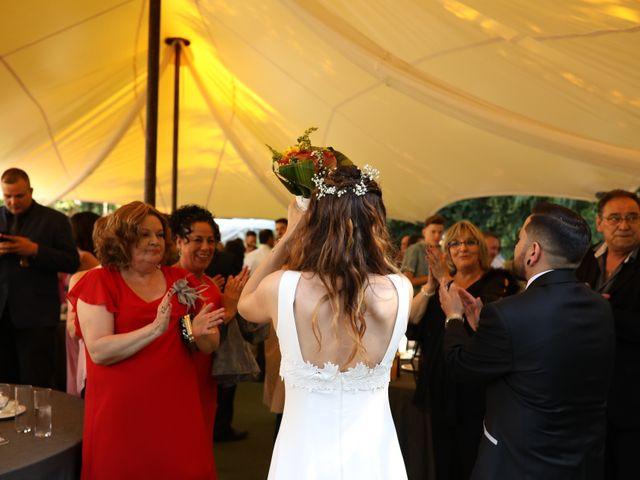 La boda de Adrián y Sandra en Palau De Plegamans, Barcelona 25