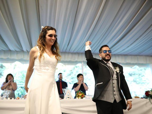 La boda de Adrián y Sandra en Palau De Plegamans, Barcelona 33