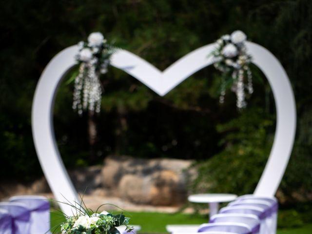 La boda de Cristian y Ariana en El Bruc, Barcelona 4