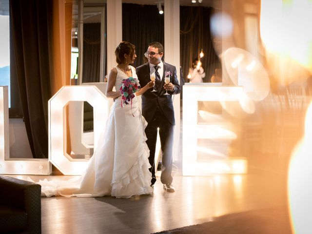 La boda de Cristian y Ariana en El Bruc, Barcelona 1