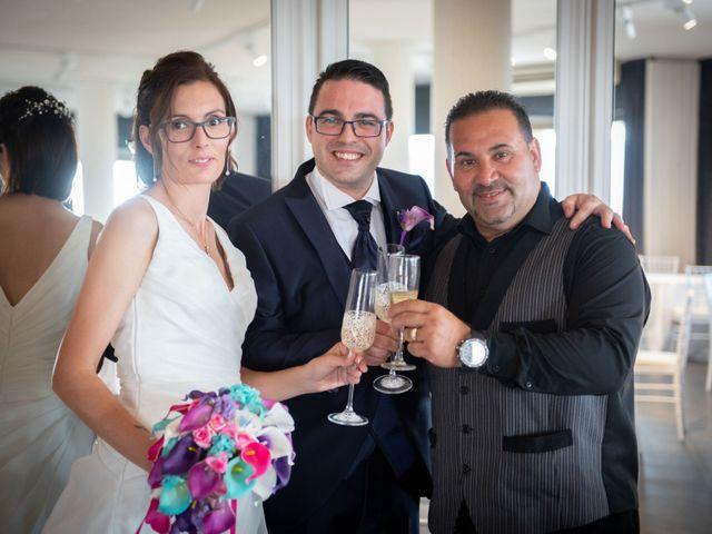 La boda de Cristian y Ariana en El Bruc, Barcelona 13
