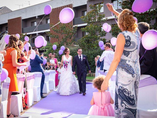 La boda de Cristian y Ariana en El Bruc, Barcelona 15