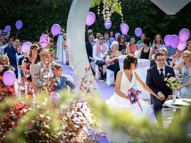 La boda de Cristian y Ariana en El Bruc, Barcelona 16