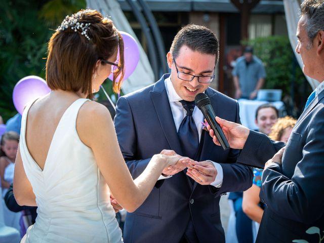 La boda de Cristian y Ariana en El Bruc, Barcelona 17