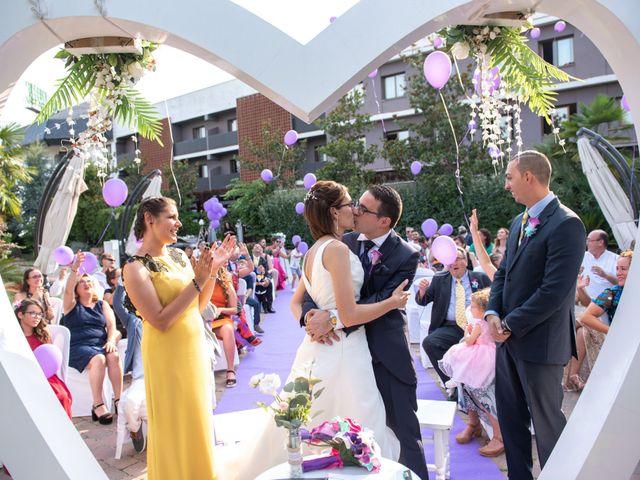 La boda de Cristian y Ariana en El Bruc, Barcelona 18