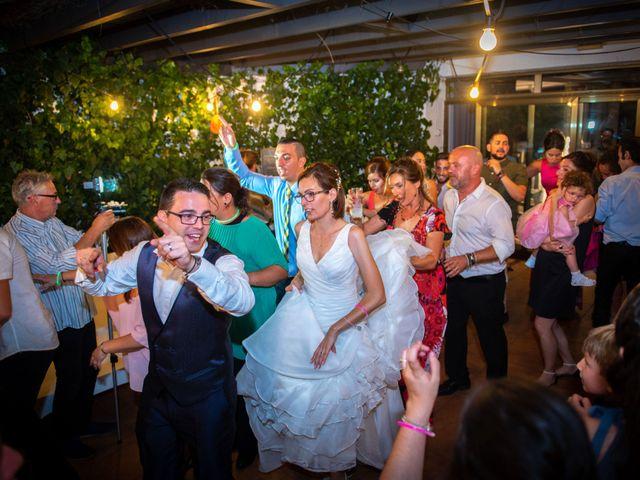 La boda de Cristian y Ariana en El Bruc, Barcelona 27