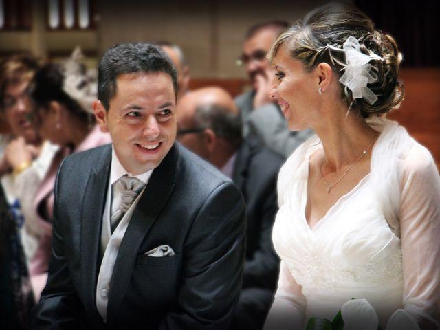 La boda de Jesús y Laura en Burgos, Burgos 9