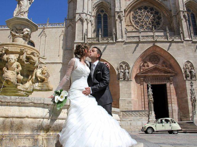 La boda de Jesús y Laura en Burgos, Burgos 14